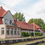 zabytkowy budynek stacji kolejowej z 1923 r. 150x150 - Gmina Sośnie