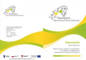 Zaproszenie konferencja SAKO 2018