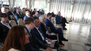 """1 145 300x169 - Konferencja """"Wpływ funduszy unijnych na rozwój lokalny ze szczególnym uwzględnieniem integrowanych inwestycji terytorialnych"""" zorganizowana przez Biuro Stowarzyszenia Aglomeracja Kalisko-Ostrowska."""