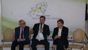 """1 4 300x169 - Konferencja """"Wpływ funduszy unijnych na rozwój lokalny ze szczególnym uwzględnieniem integrowanych inwestycji terytorialnych"""" zorganizowana przez Biuro Stowarzyszenia Aglomeracja Kalisko-Ostrowska."""