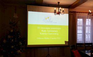 img 8559 300x183 - 17 grudnia 2018 r. IV Zwyczajne Posiedzenie Rady Aglomeracji Kalisko-Ostrowskiej