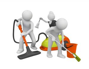 sprzatanie 300x233 - Zapytanie ofertowe - sprzątanie