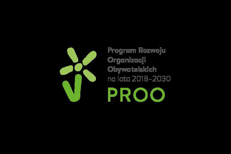 proo - Program Rozwoju Organizacji Obywatelskich na lata 2018-2030 - KONKURSY
