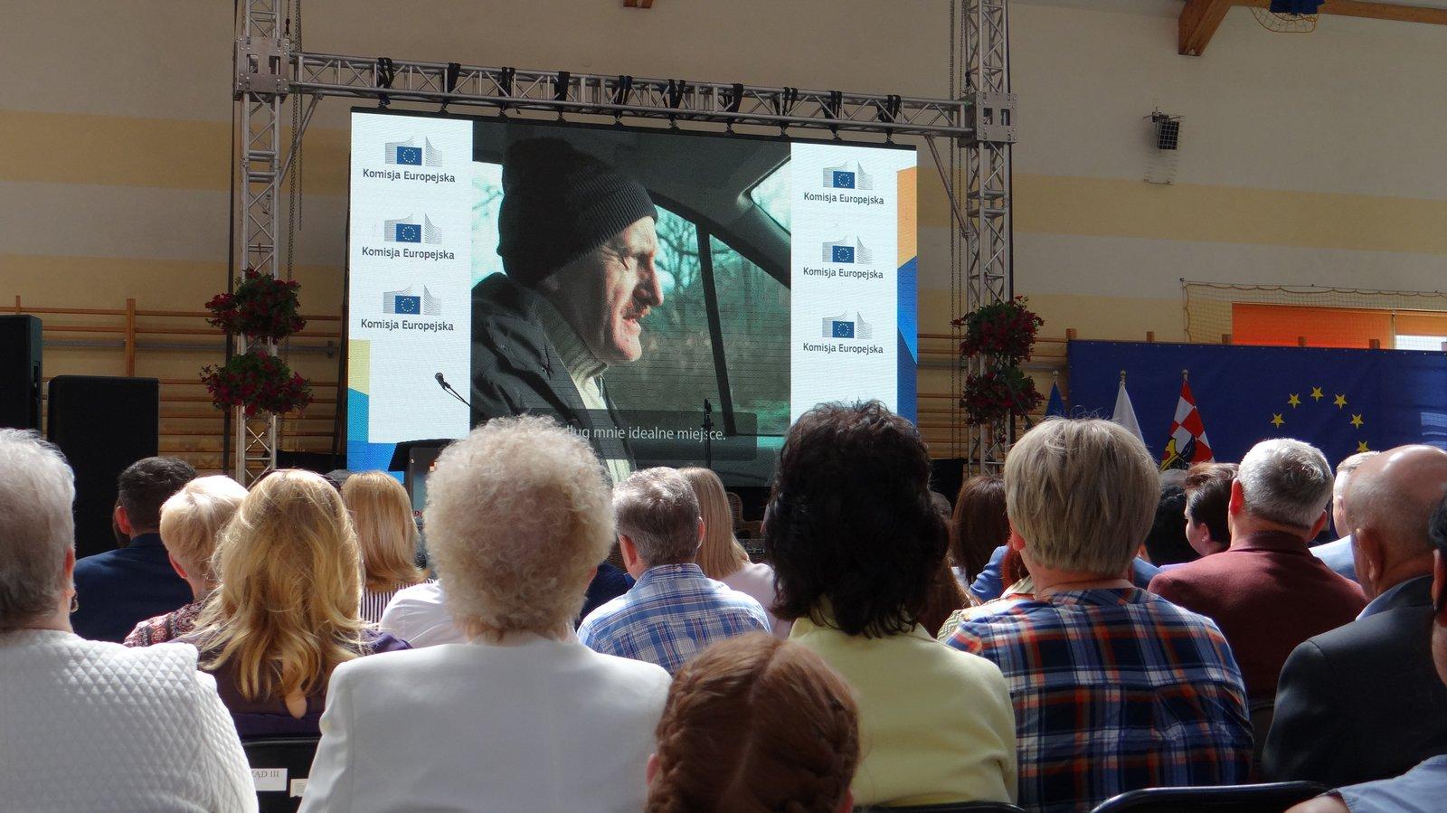 dsc09444 - Wielkopolska zaradność i pracowitość doceniona na Forum Wielkopolskiej Wsi Europejskiej