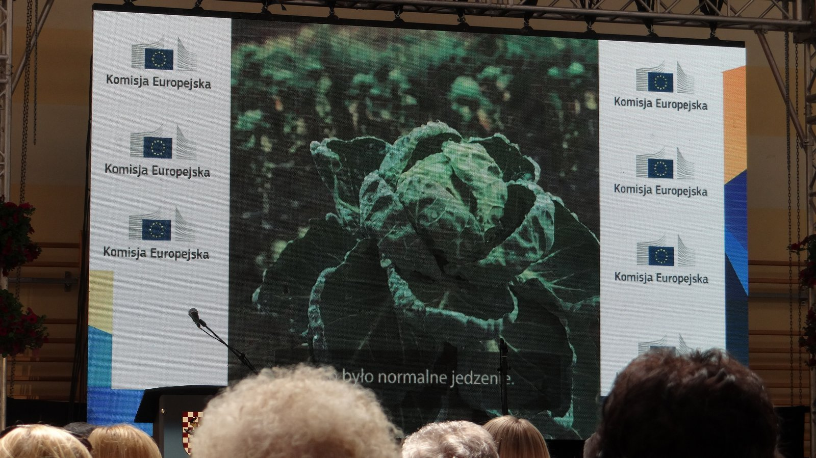dsc09445 - Wielkopolska zaradność i pracowitość doceniona na Forum Wielkopolskiej Wsi Europejskiej