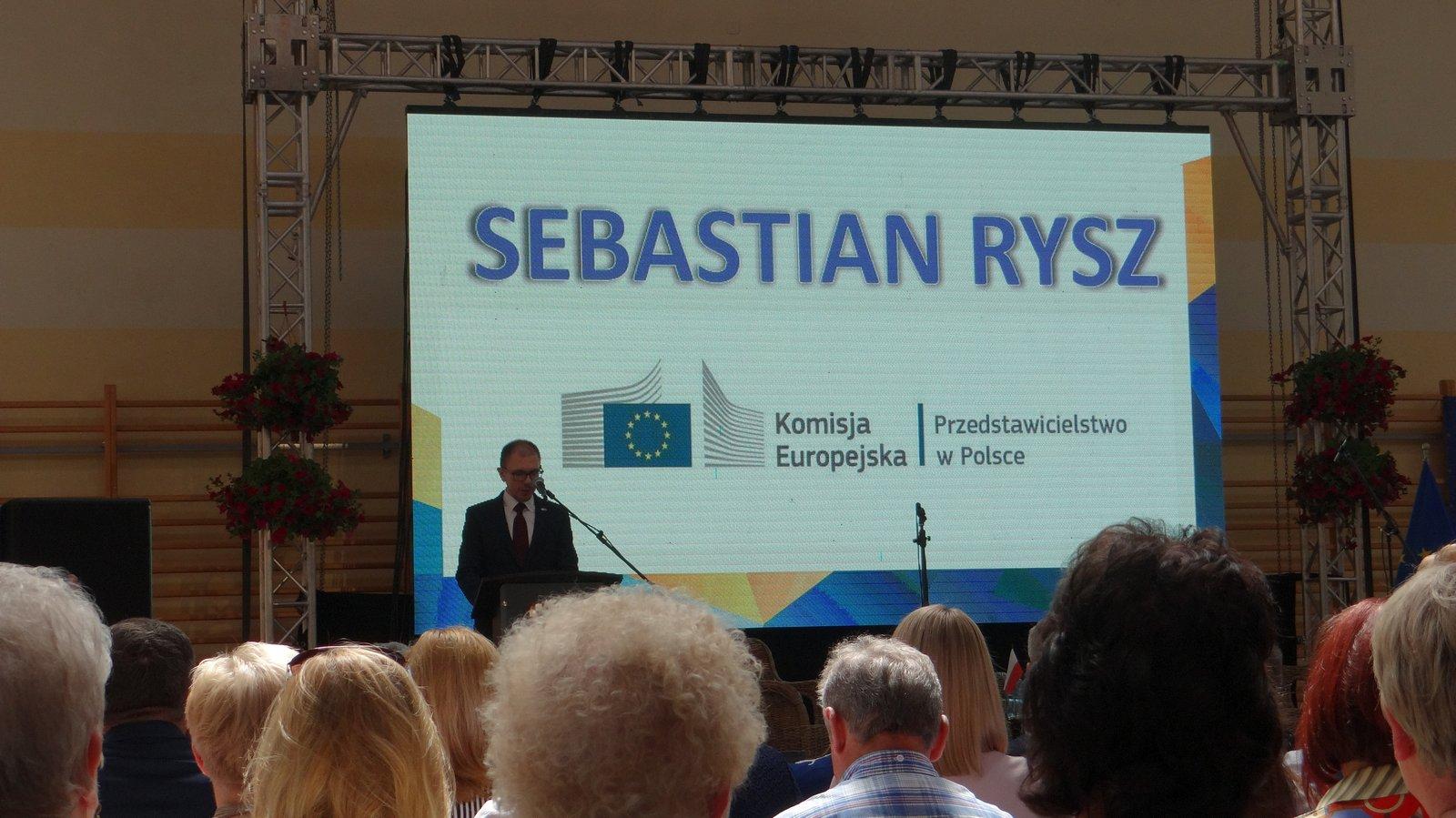 dsc09446 - Wielkopolska zaradność i pracowitość doceniona na Forum Wielkopolskiej Wsi Europejskiej