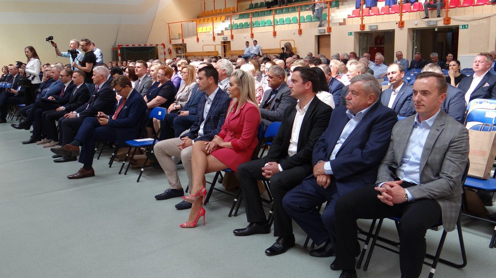 dsc09447 - Wielkopolska zaradność i pracowitość doceniona na Forum Wielkopolskiej Wsi Europejskiej