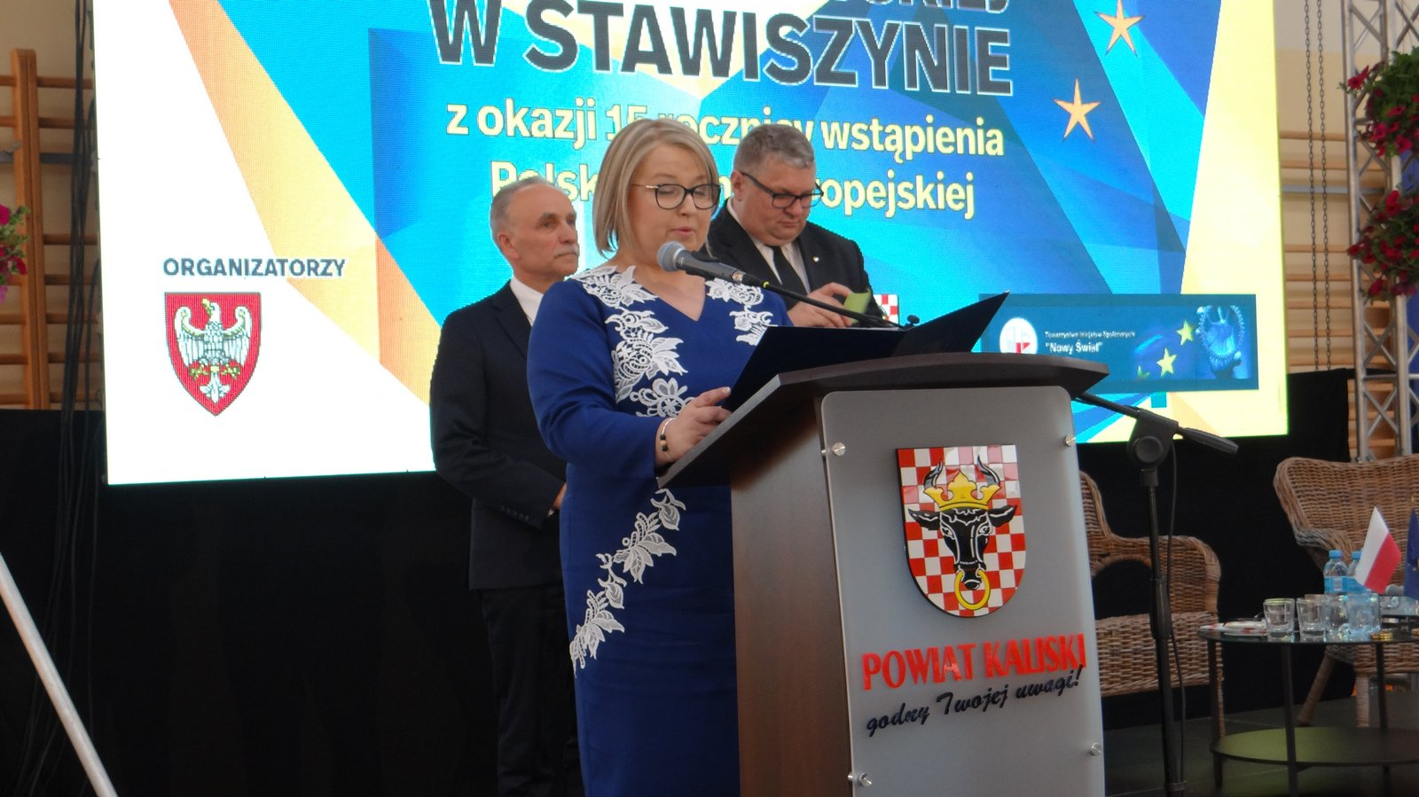 dsc09449 - Wielkopolska zaradność i pracowitość doceniona na Forum Wielkopolskiej Wsi Europejskiej