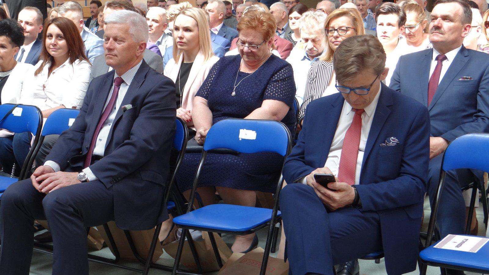 dsc09455 - Wielkopolska zaradność i pracowitość doceniona na Forum Wielkopolskiej Wsi Europejskiej