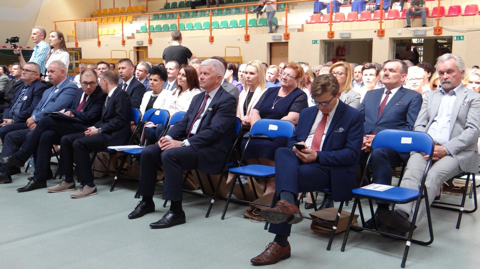 dsc09456 - Wielkopolska zaradność i pracowitość doceniona na Forum Wielkopolskiej Wsi Europejskiej