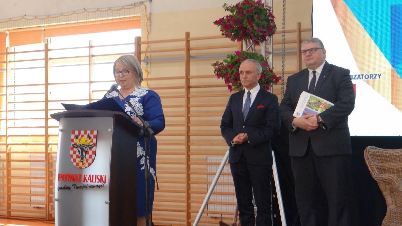 dsc09457 - Wielkopolska zaradność i pracowitość doceniona na Forum Wielkopolskiej Wsi Europejskiej
