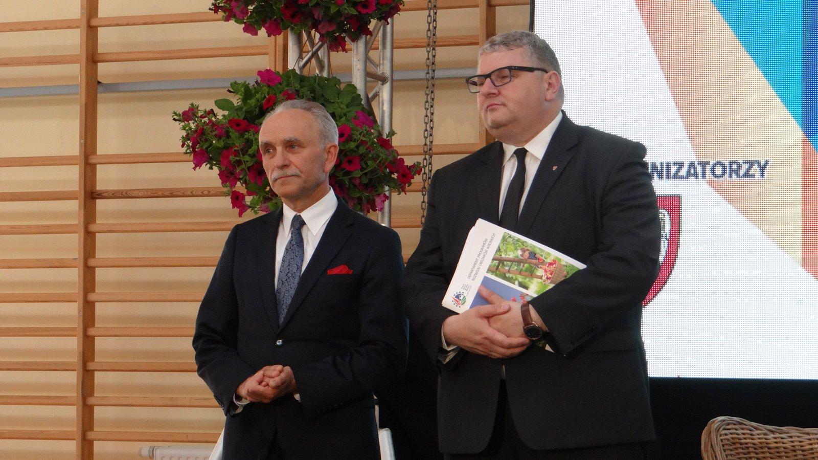 dsc09458 - Wielkopolska zaradność i pracowitość doceniona na Forum Wielkopolskiej Wsi Europejskiej