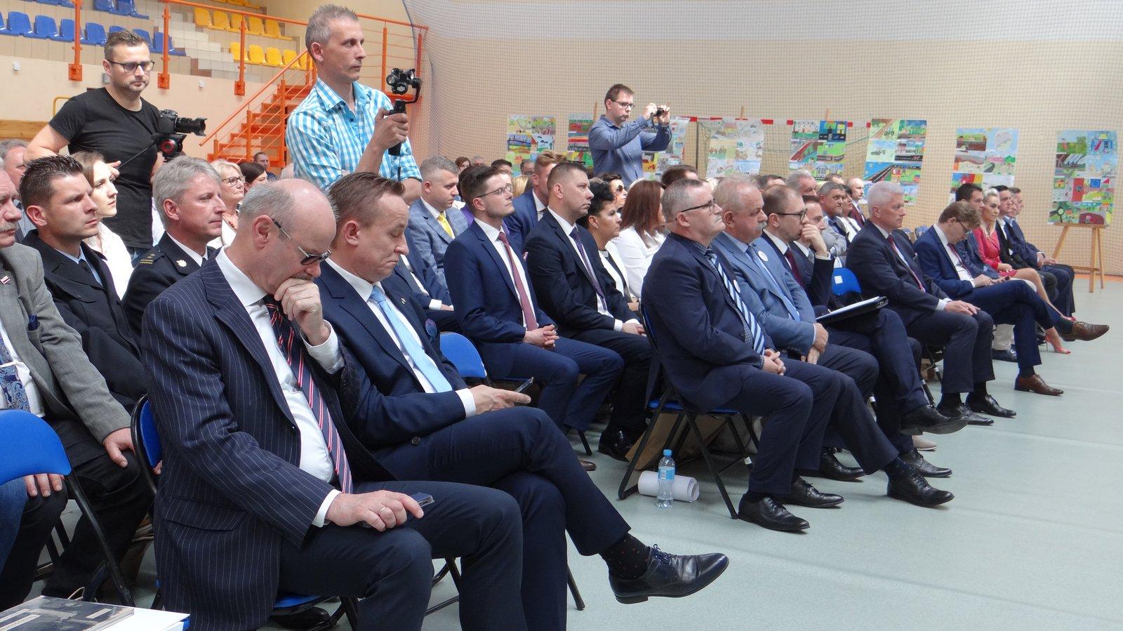dsc09462 - Wielkopolska zaradność i pracowitość doceniona na Forum Wielkopolskiej Wsi Europejskiej