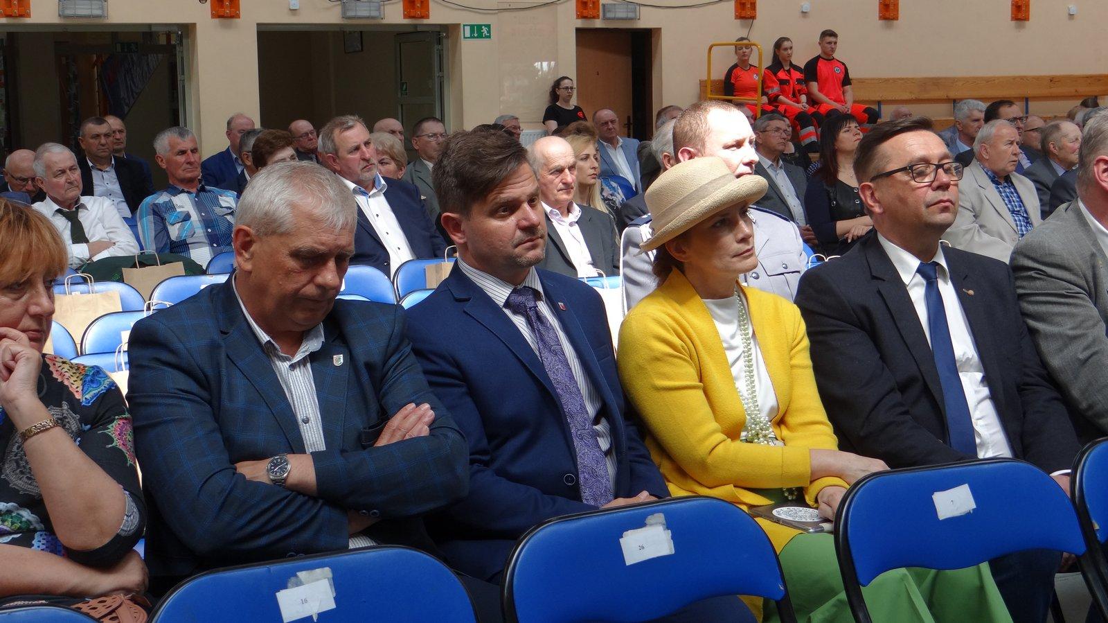 dsc09463 - Wielkopolska zaradność i pracowitość doceniona na Forum Wielkopolskiej Wsi Europejskiej