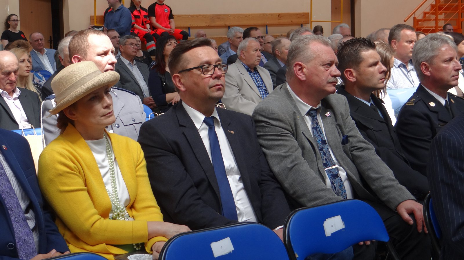dsc09464 - Wielkopolska zaradność i pracowitość doceniona na Forum Wielkopolskiej Wsi Europejskiej