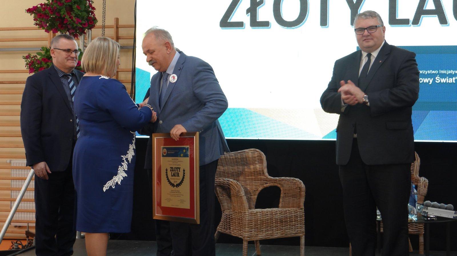 dsc09473 - Wielkopolska zaradność i pracowitość doceniona na Forum Wielkopolskiej Wsi Europejskiej