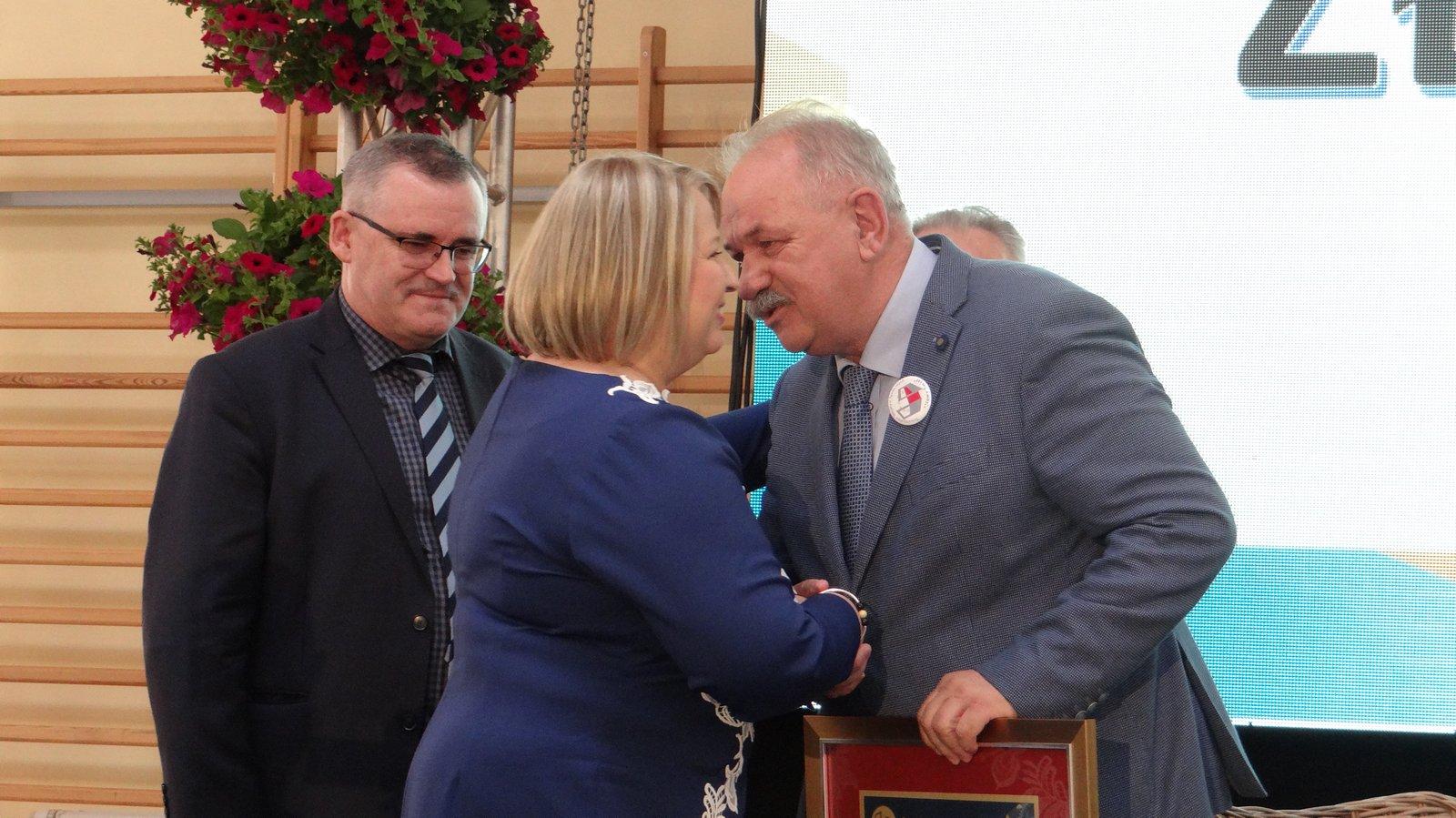 dsc09474 - Wielkopolska zaradność i pracowitość doceniona na Forum Wielkopolskiej Wsi Europejskiej