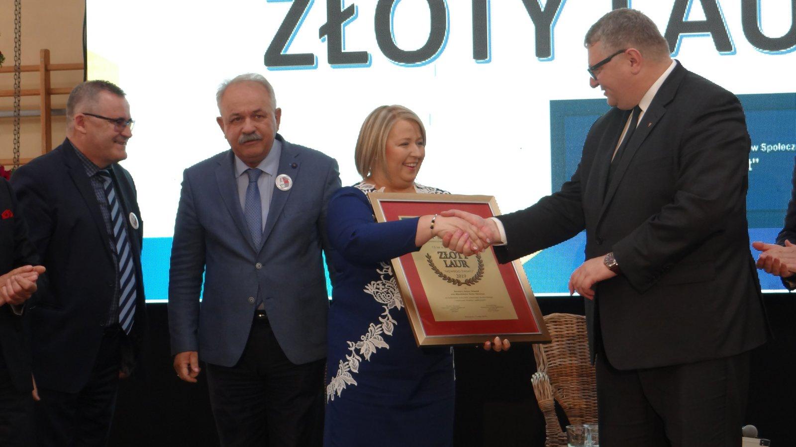 dsc09478 - Wielkopolska zaradność i pracowitość doceniona na Forum Wielkopolskiej Wsi Europejskiej