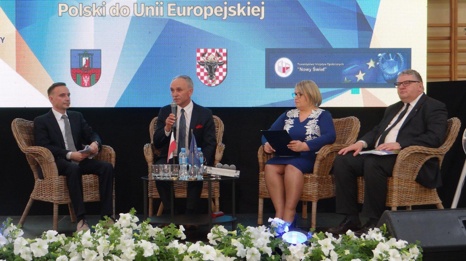 dsc09490 - Wielkopolska zaradność i pracowitość doceniona na Forum Wielkopolskiej Wsi Europejskiej