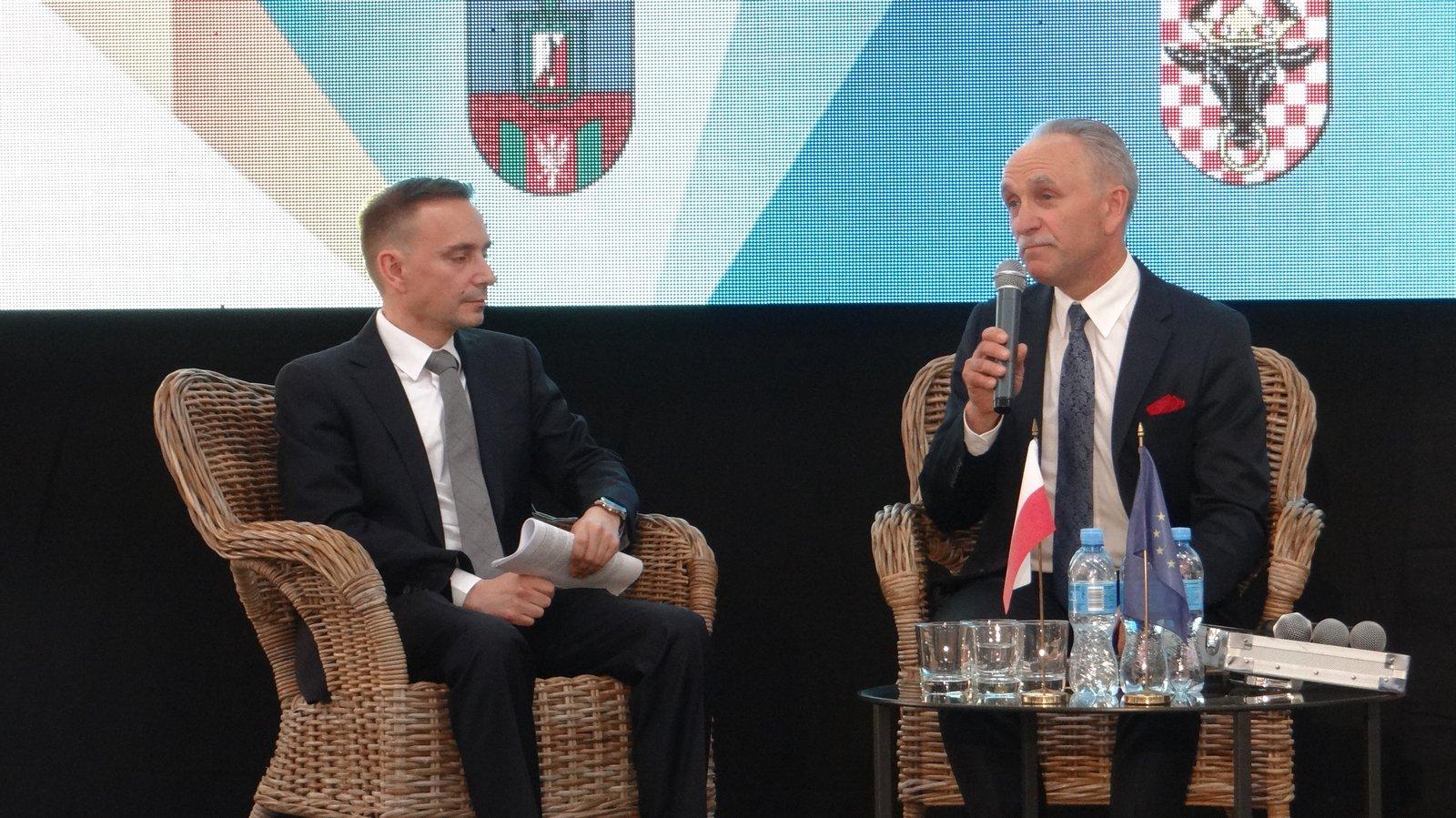 dsc09491 - Wielkopolska zaradność i pracowitość doceniona na Forum Wielkopolskiej Wsi Europejskiej