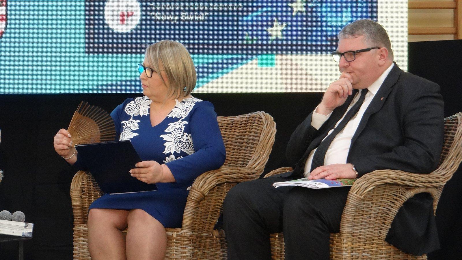 dsc09493 - Wielkopolska zaradność i pracowitość doceniona na Forum Wielkopolskiej Wsi Europejskiej