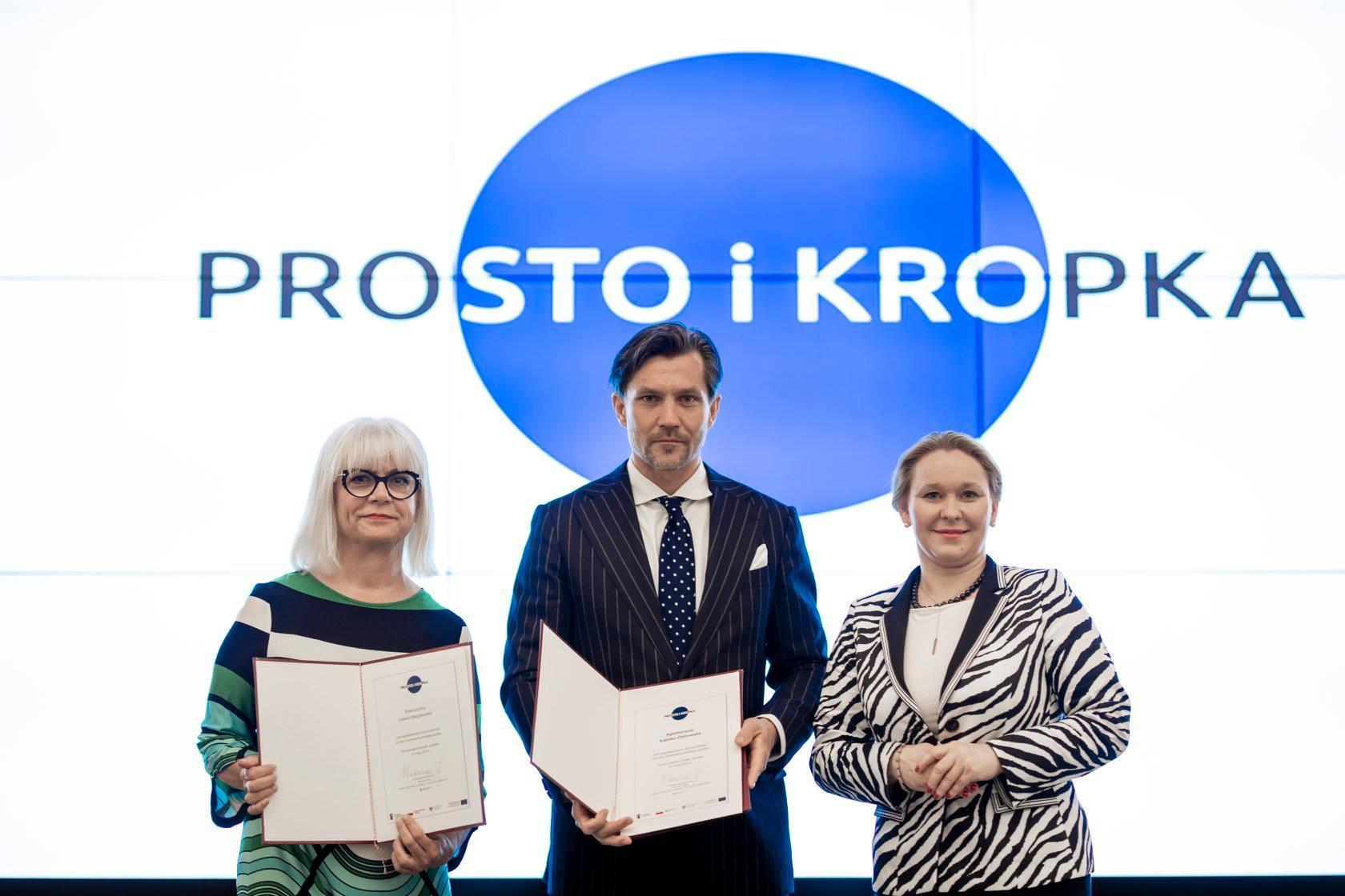 """4 - W Aglomeracji Kalisko – Ostrowskiej będzie """"Prosto i kropka"""". Prezes AKO podpisał deklarację w tej sprawie"""