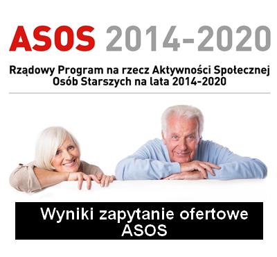 asos wyniki zapytanie ofertowe - Informacja o wyborze wykonawcy na sukcesywne świadczenie usługi cateringowej podczas 21 dwudniowych warsztatów na terenie Aglomeracji Kalisko-Ostrowskiej.