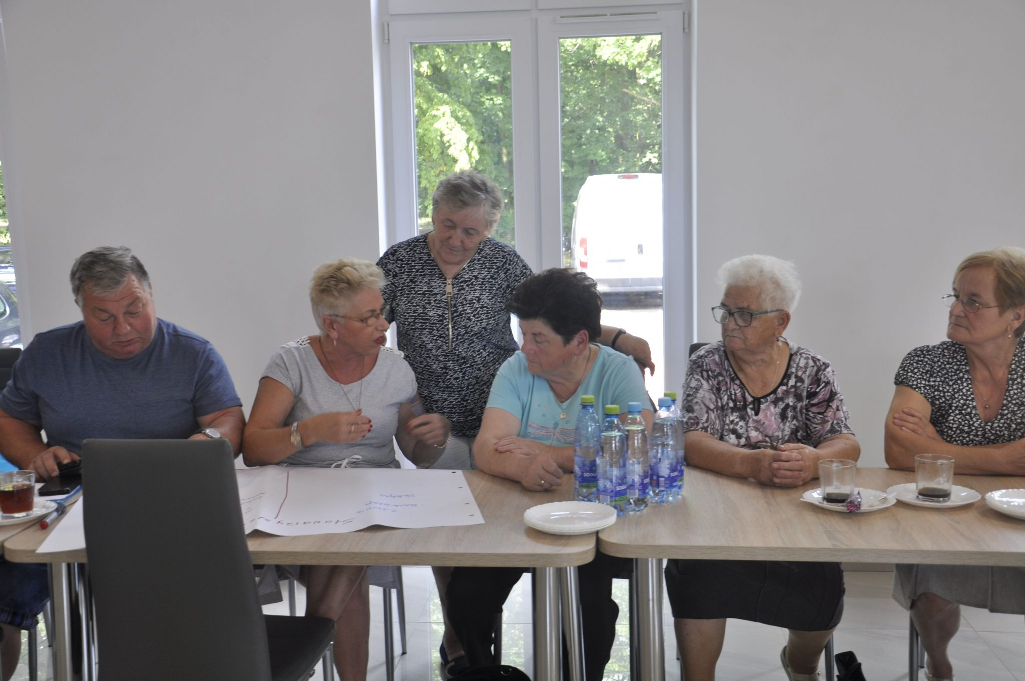 17 - Chcą być aktywni w swoich gminach. Duże zainteresowanie seniorów programem ASOS