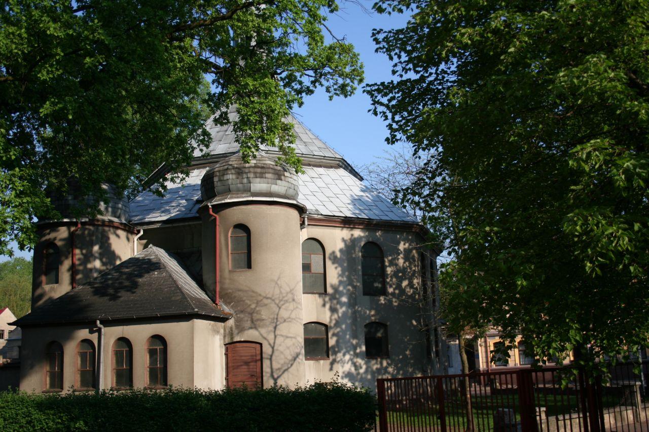 97 - Kościół poewangelicki w Odolanowie zyskał nowy blask i nową funkcję!