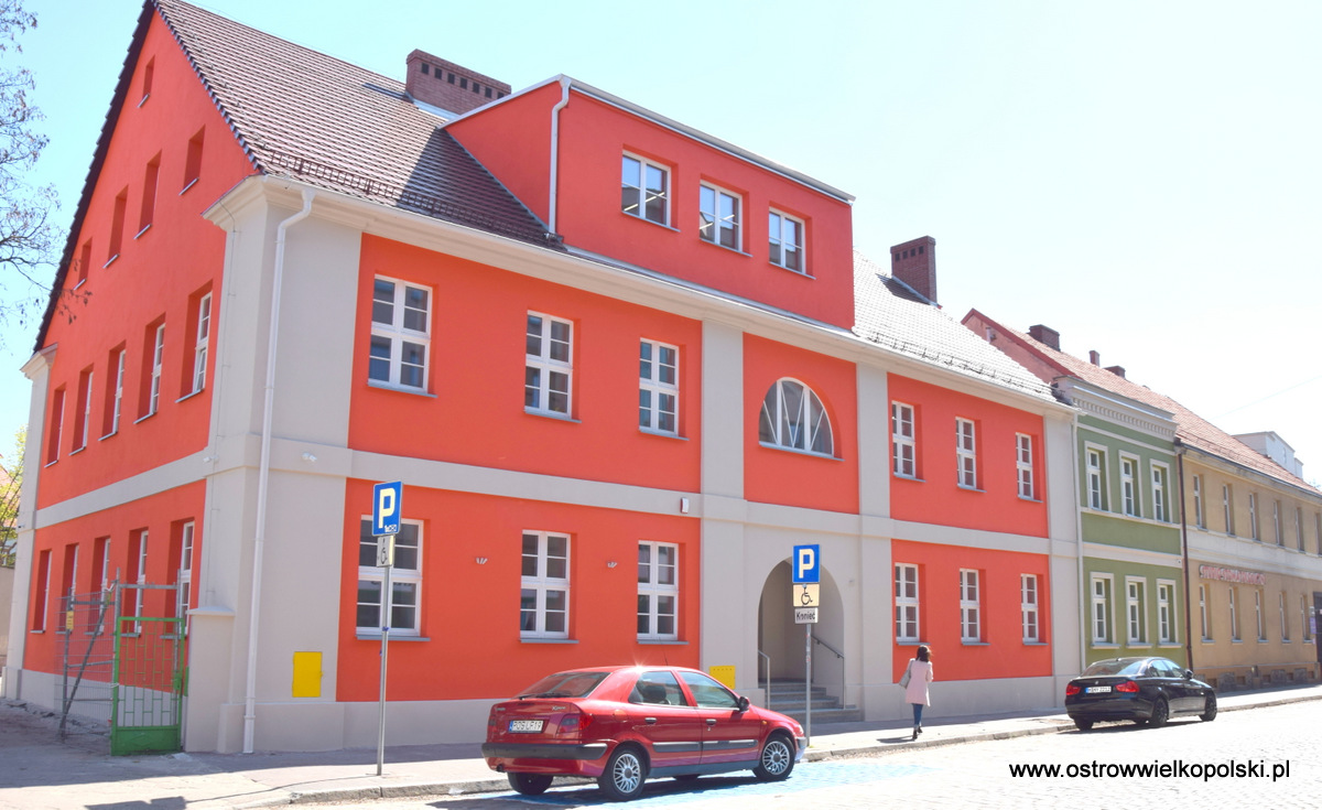 dsc 0090 - Jest funkcjonalny i nowoczesny. Budynek Urzędu Gminy w Ostrowie oddany do użytku