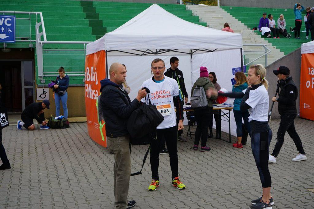 bieg 011 1024x683 - Aglomeracja zaBIEGana o fundusze. Sport i promocja AKO w Poznaniu