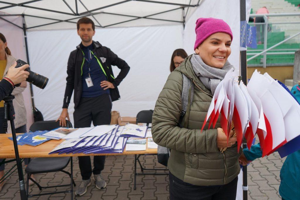 bieg 031 1024x683 - Aglomeracja zaBIEGana o fundusze. Sport i promocja AKO w Poznaniu