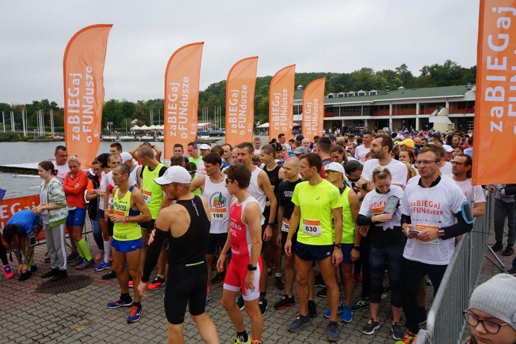 bieg 271 1024x683 - Aglomeracja zaBIEGana o fundusze. Sport i promocja AKO w Poznaniu