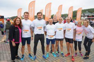 bieg 291 300x200 - Aglomeracja zaBIEGana o fundusze. Sport i promocja AKO w Poznaniu