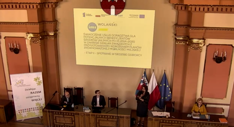 spotkanie sump 2020 05 - Spotkanie dotyczące Planu Zrównoważonej Mobilności Miejskiej (SUMP) - Kalisz 20 maja 2020r.