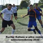 dsc 0285 150x150 - Puchar Kalisza w piłce nożnej sześcioosobowej