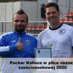 dsc 0542 150x150 - Puchar Kalisza w piłce nożnej sześcioosobowej