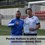 dsc 0543 150x150 - Puchar Kalisza w piłce nożnej sześcioosobowej