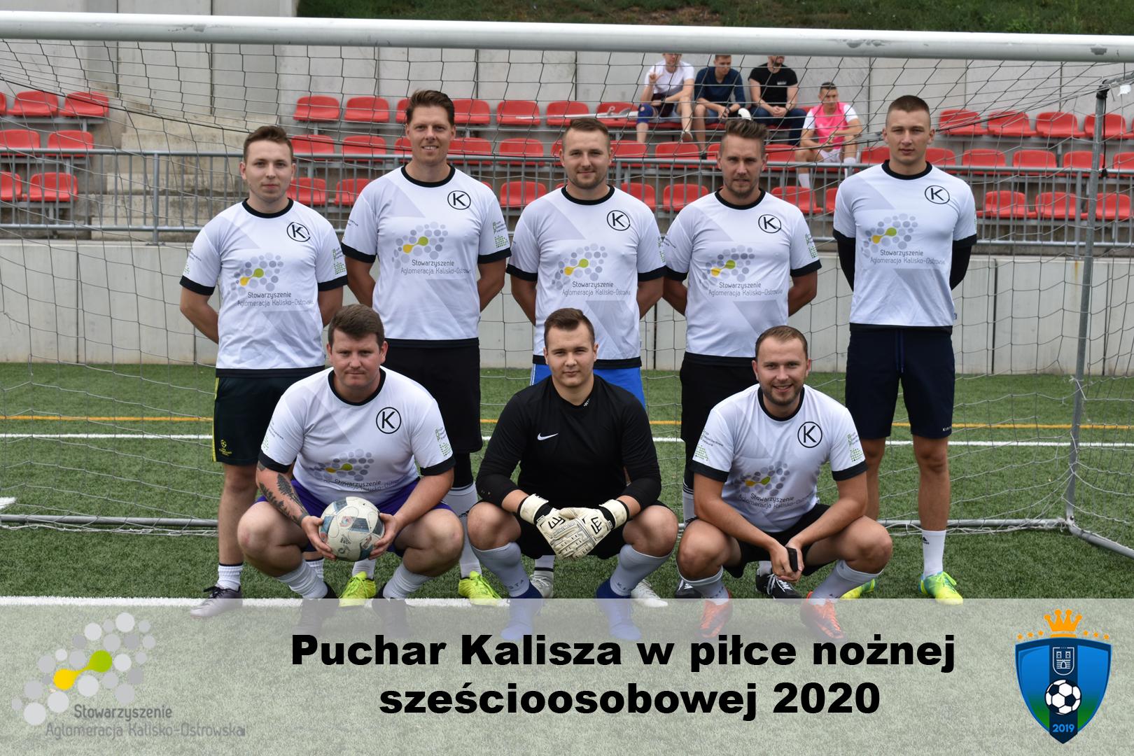 dsc 0757 - Puchar Kalisza w piłce nożnej sześcioosobowej