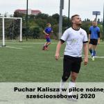 dsc 0786 150x150 - Puchar Kalisza w piłce nożnej sześcioosobowej