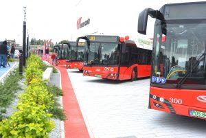 Autobusy elektryczne zakupione przez Miasto Ostrów Wlkp.