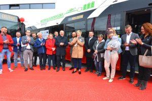 dsc 0288 300x201 - Nowe autobusy elektryczne w Ostrowie Wielkopolskim