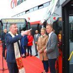dsc 0302 150x150 - Nowe autobusy elektryczne wOstrowie Wielkopolskim