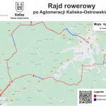 mapa do rajdu 150x150 - Rajd Rowerowy po Aglomeracji Kalisko-Ostrowskiej - ruszyły zapisy!