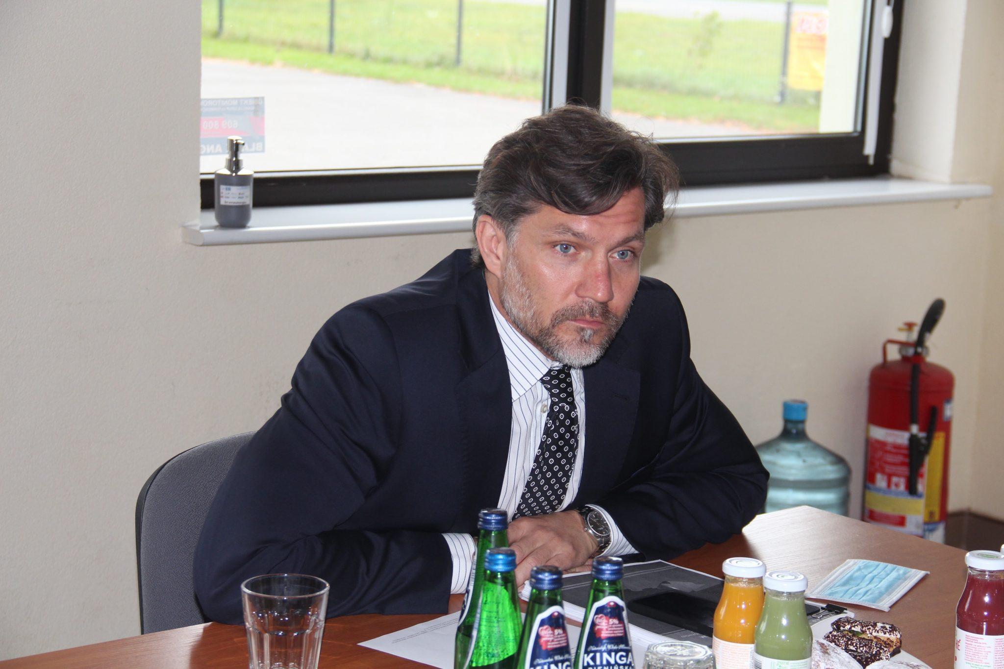 Prezydent Krystian Kinastowski, Prezes Zarządu Stowarzyszenia