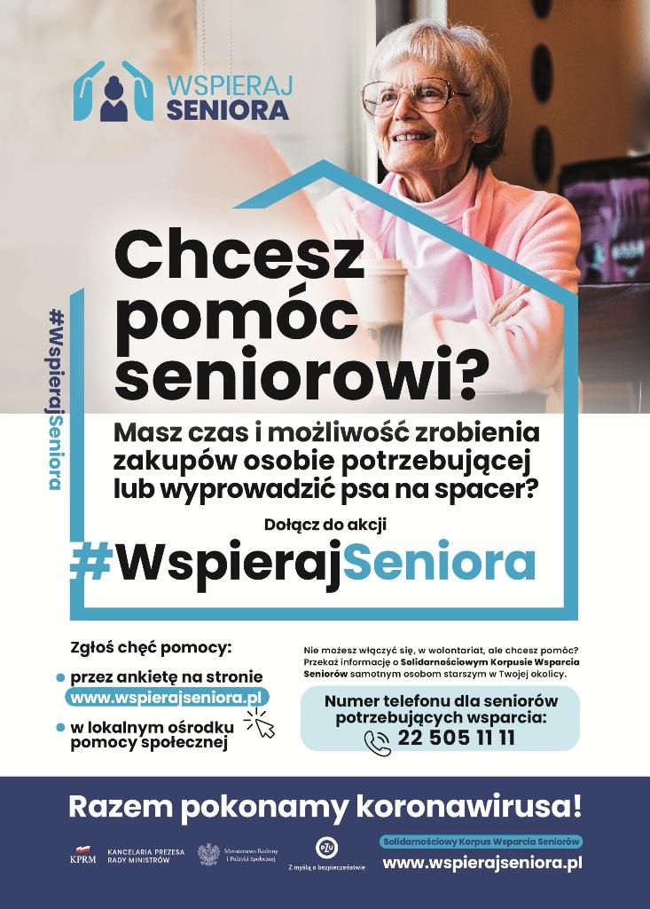 pomoc seniora - Dla seniorów