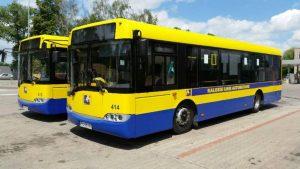 Autobusy Kaliskich Linii Autobusowych