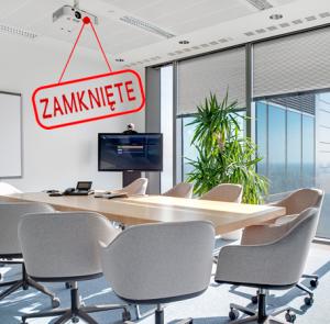biuro zamkniete 300x295 - W Wigilię 24 grudnia 2020 roku, Biuro Stowarzyszenia Aglomeracja Kalisko-Ostrowska będzie nieczynne