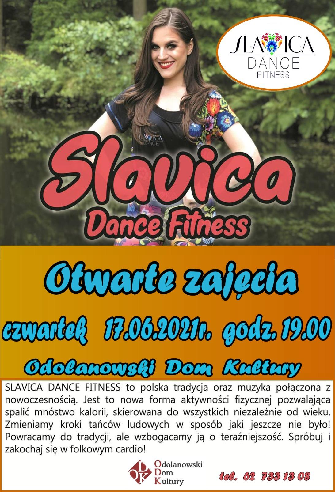 """""""Slavica dance fitness"""" - Odolanów"""