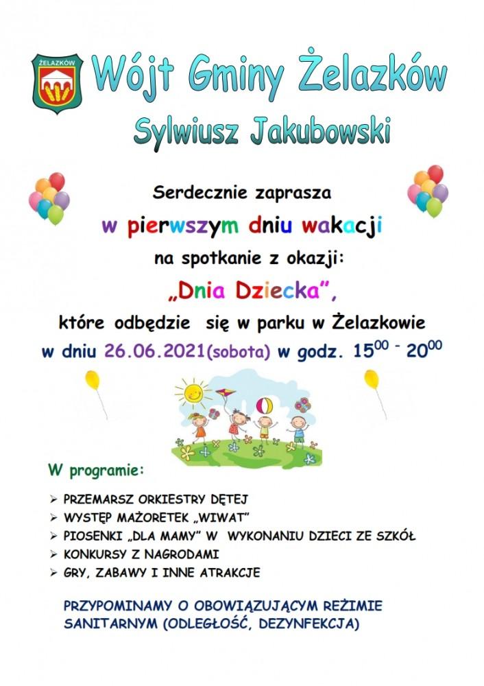 """""""Dzień dziecka - Żelazków"""""""